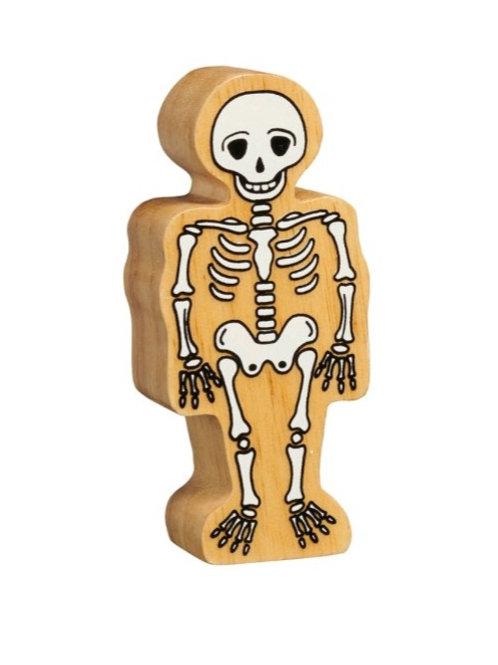 Lanka Kade Natural white skeleton
