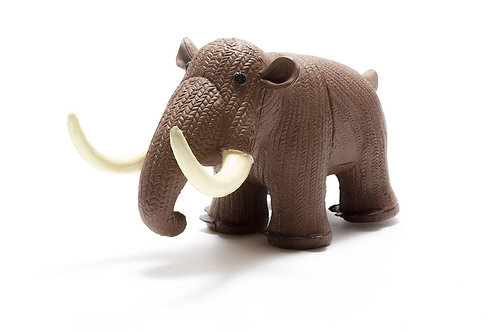My First Natural Rubber Mammoth Teether