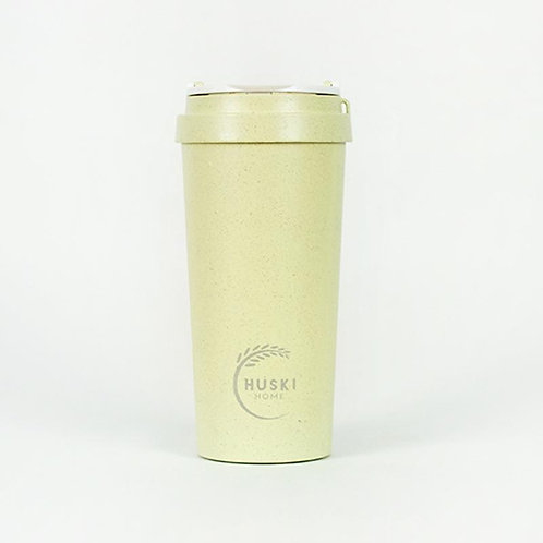 Huski Home Eco-friendly travel cup in Pistachio - 500ml