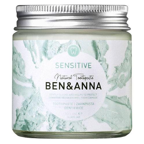 Ben & Anna Sensitive Toothpaste 100ml