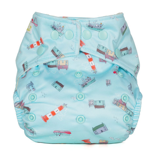 Baba + Boo Birth to Potty Nappy Harbour