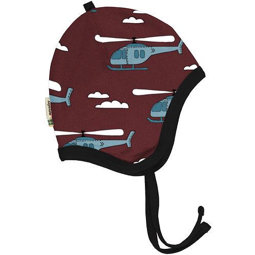 Meyadey Helmet Hat Helicopter Sky