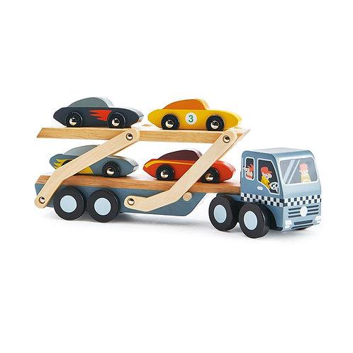 Tender Leaf Car Transporter