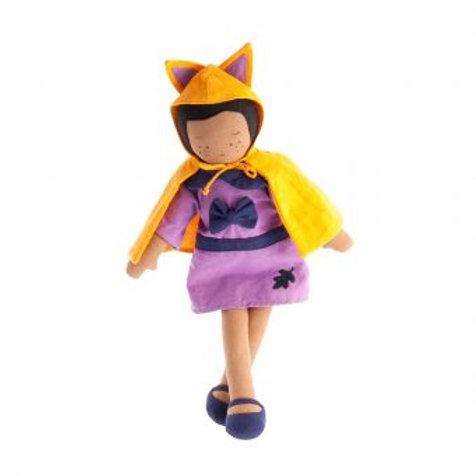 Forest Friends Fair Trade Amber Doll