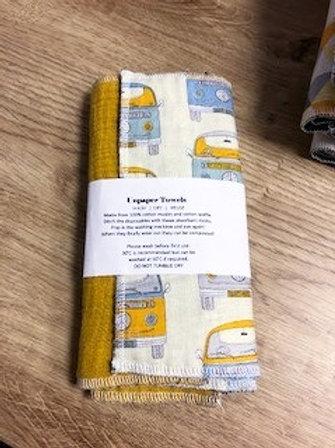 Unpaper Towels, washable paper towel Camper