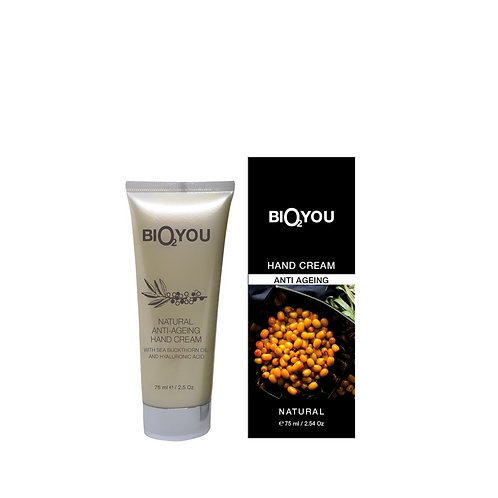 Bio2you Hand cream natural 75ml