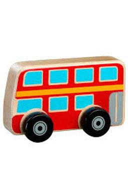 Lanka Kade Wooden Bus