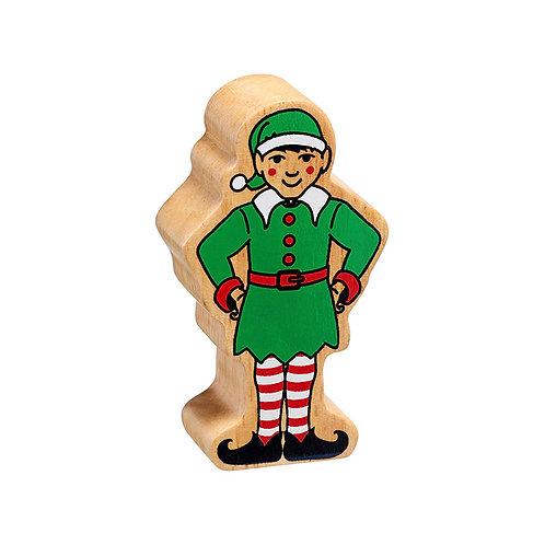 Lanka Kade Christmas Natural Green  Elf