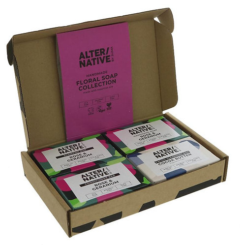 Alter/native By Suma Soap Gift Set - Floral