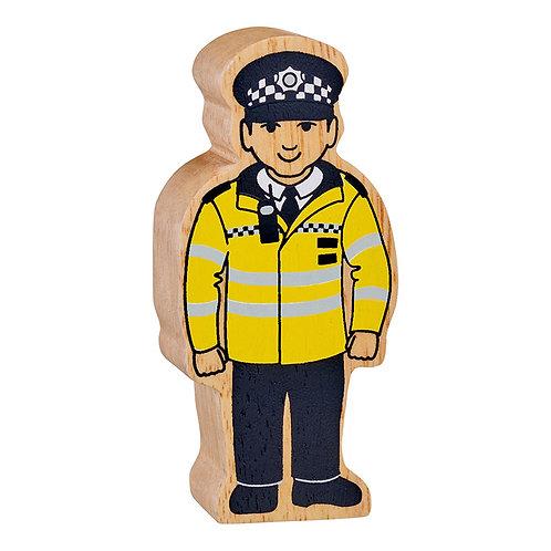 Lanka Kade Natural yellow and black policeman