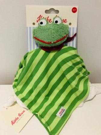 Käthe Kruse Frog Comforter