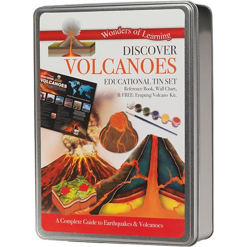 Discover Volcanoes Wonders of Learning