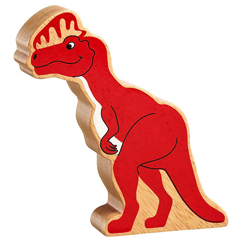 Lanka Kade Natural red dilophosaurus