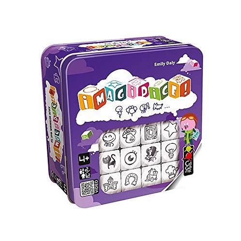 Green Board Games Imagidice Board Game