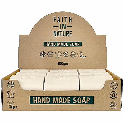 Faith In Nature Unwrapped Tea tree Soap 100g