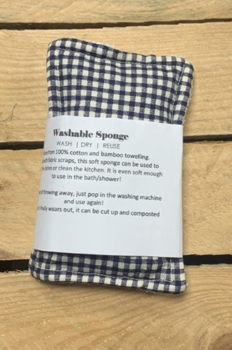 Reusable Sponge