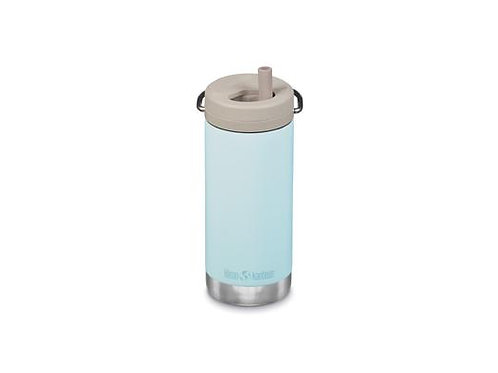 Klean Kanteen Insulated TKWide with Twist Cap 355ml - Blue Tint