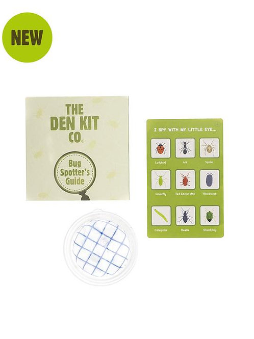 The Den Kit Company : The Bug Spotter Kit