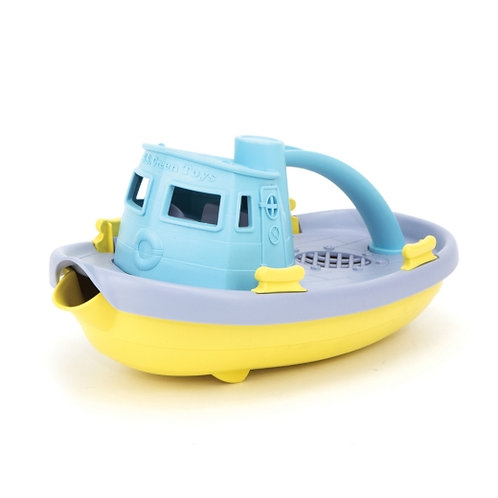 Green Toys: Tugboat – blue Top