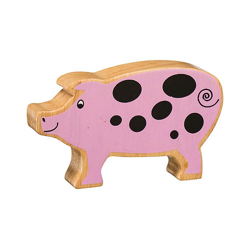 Lanka Kade Natural Painted Pig