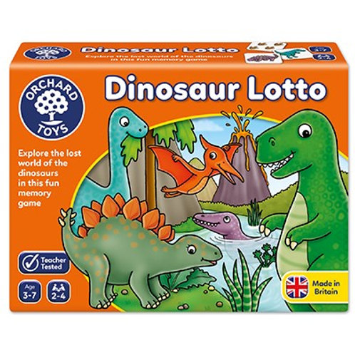 Dinosaur Lotto Orchard Toys
