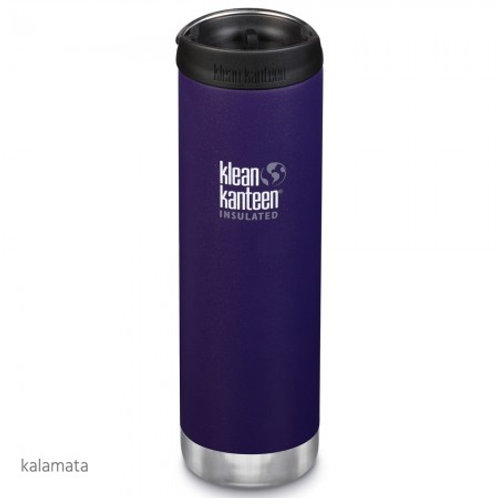 Klean Kanteen Insulated TKWide 20oz (592ml) Kalamata