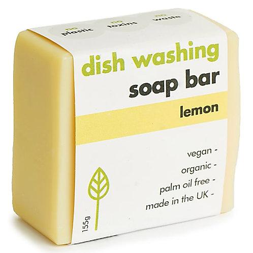 Eco Living Washing Up Soap Bar - Lemon 155g