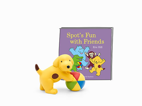 Tonies Character : Spot and Friends
