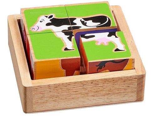 Lanka Kade Farm Block Puzzle