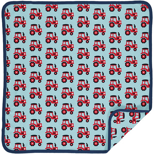 Maxomorra Tractor Blanket