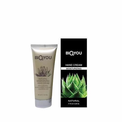 Bio2you Moisturizing Hand cream natural 75ml