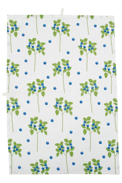 Duns Blueberry Kitchen Towel