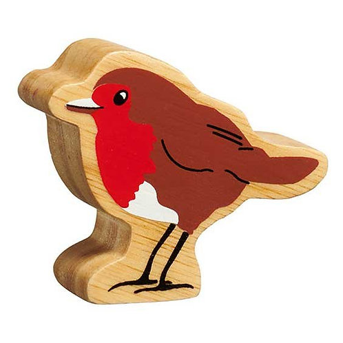 Lanka Kade Natural Brown and red Robin