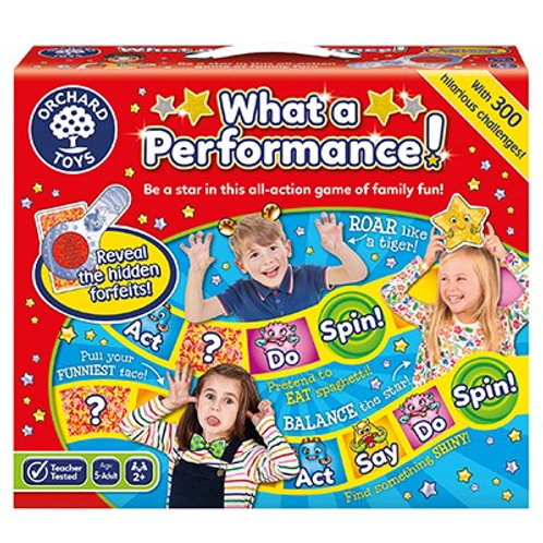 Orchard Toys What a Performance Board Game