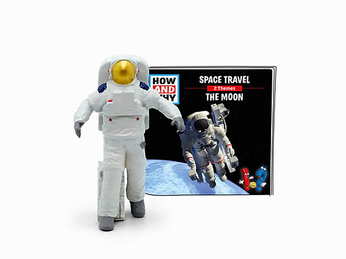 Tonies How and Why Character : Space Travel / The Moon