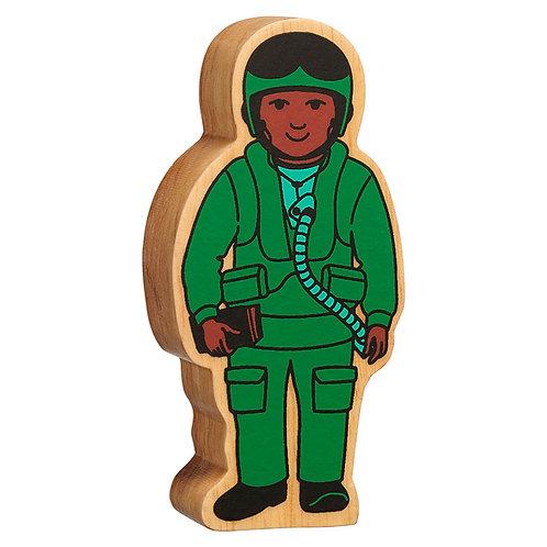 Lanka Kade Natural Green Air force Officer