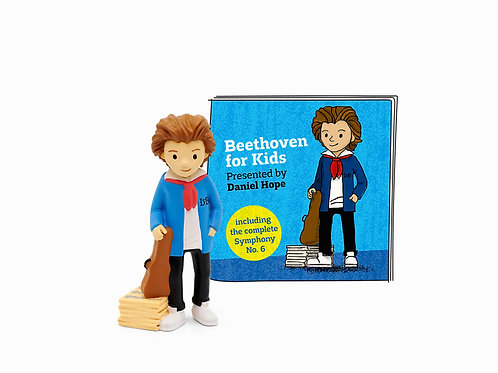 Tonies character: Beethoven for Kids - Presented by Daniel Hope