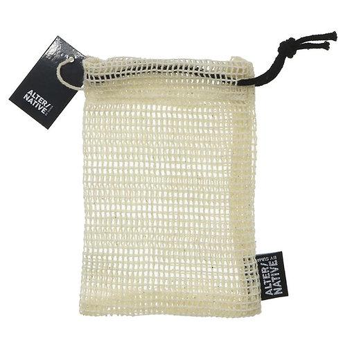 Alternative by Suma Organic Cotton Soap Bag