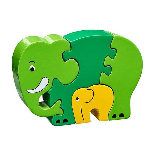 Lanka Kade Elephant & Calf Jigsaw Puzzle