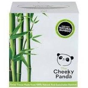 Cheeky Panda bamboo Tissue cube