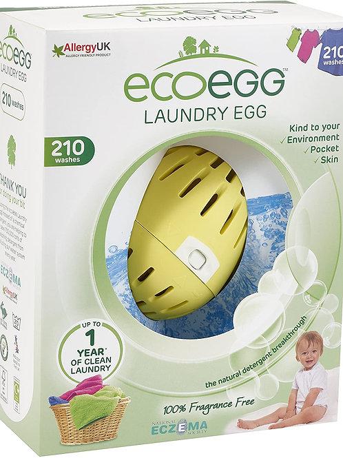 Ecoegg Laundry Egg (210 Washes) -fragrance free