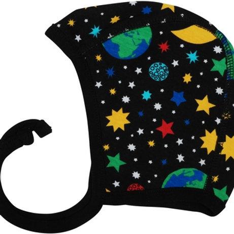 Duns Mother Earth Black Bonnet Hat