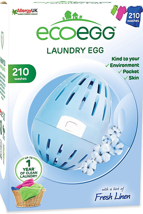 Ecoegg Laundry Egg (210 Washes) - Fresh Linen
