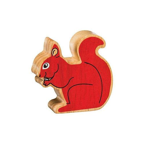 Lanka Kade Red Squirrel Natural Painted