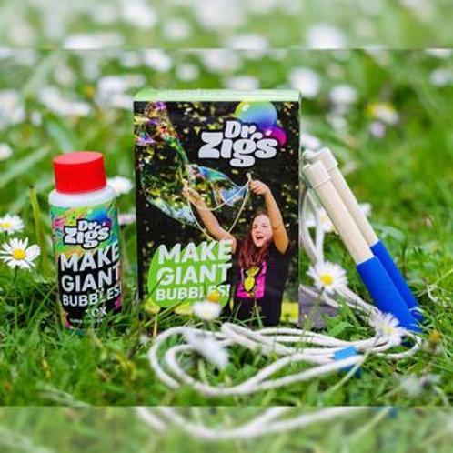 Dr Zigs Giant Bubble Travel Kit