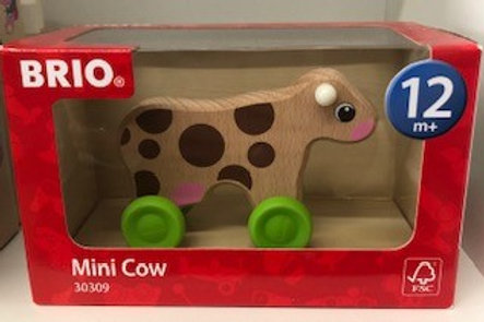 Brio rolling cow