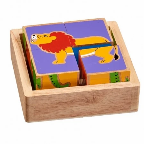 Lanka Kade World Animal Block Puzzle