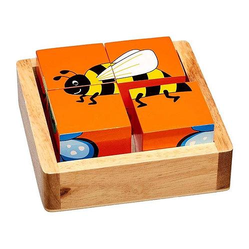 Lanka Kade Mini Beasts Block Puzzle