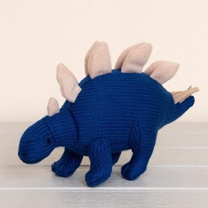Best Years Knitted Stegosaurus Dinosaur