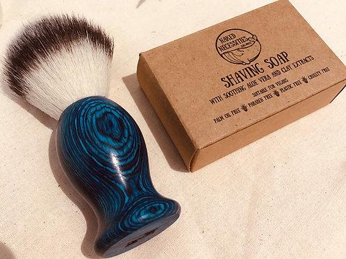 Naked Necessities Shaving Brush
